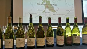 Châteauneuf-du-Pape at Prague International Wine Fair: IWSP