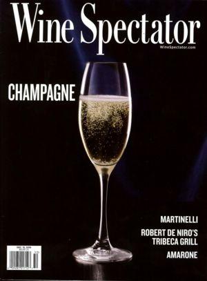 Wine Spectator Decembre 2016