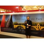 Châteauneuf-du-Pape at Vinexpo Tokyo