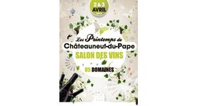 7th Printemps de Châteauneuf-du-Pape Wine event