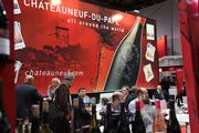 Châteauneuf-du-Pape at the Prowein Wine fair