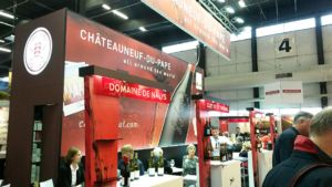 Châteauneuf-du-Pape at Vinexpo Bordeaux from 18 to 21 June 2017