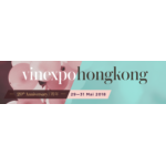 29-31 may 2018 - Vinexpo Hong Kong
