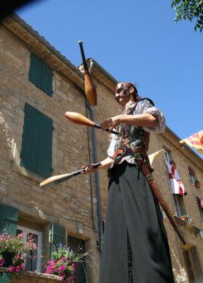 La véraison - Fête médiévale