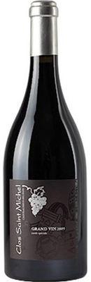 Clos Saint Michel Grand Vin rouge 2014