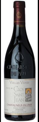 Clos Saint Jean Châteauneuf-du-Pape rouge 2014