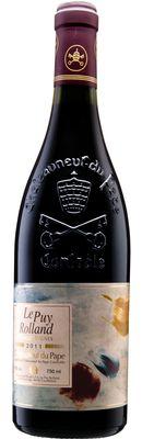 Châteauneuf du Pape Le Puy Rolland rouge 2014