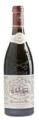 CHÂTEAU DU MOURRE DU TENDRE, Châteauneuf-du-Pape Red Prestige Très vielles Vignes 2015