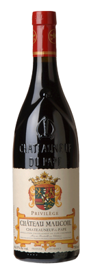 Châteauneuf du Pape Privilège de Maucoil rouge 2014 [copie]