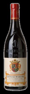 Châteauneuf du Pape Privilège de Maucoil rouge 2014 [copie] [copie]