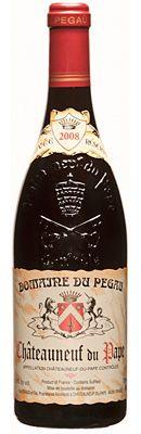 DOMAINE DU PEGAU, Châteauneuf-du-Pape Rouge Cuvée Réservée 2013 [copie]