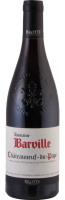 DOMAINE BARVILLE, Châteauneuf-du-Pape Red 2015