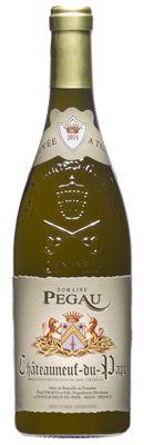 DOMAINE DU PEGAU, Châteauneuf-du-Pape Blanc Cuvée A Tempo 2015 [copie] [copie]