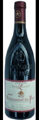 DOMAINE SAINT-LAURENT, Châteauneuf-du-Pape Red 2016 [copie]