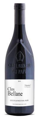"""CLOS BELLANE, Châteauneuf-du-Pape Rouge  """"Urgonien"""" 1.14 Ha  2016 [copie] [copie] [copie]"""