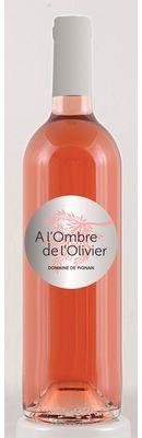 DOMAINE DE PIGNAN, Vin de France Rosé 2020