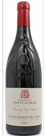 Domaine de Châteaumar Châteauneuf-du-Pape rouge 2014