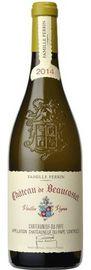 Châteauneuf-du-Pape Vieilles Vignes blanc 2015