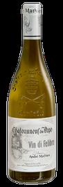 DOMAINE ANDRÉ MATHIEU, Châteauneuf-du-Pape Blanc Vin Di Felibre 2015