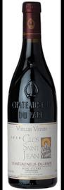 Clos Saint Jean Châteauneuf-du-Pape rouge 2014 [copie]