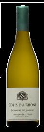 DOMAINE de la CHARITE, Côtes-du-Rhône Blanc Domaine de Javone - La 1ère Pente 2017