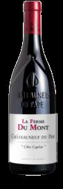 """LA FERME DU MONT, Châteauneuf-du-Pape Rouge """"Capelan"""" 2017"""