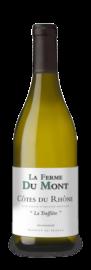"""LA FERME DU MONT, Côtes-du-Rhône Blanc """"La Truffière"""" 2017"""