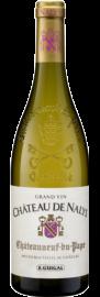 DOMAINE DE NALYS, Châteauneuf-du-Pape Blanc CHATEAU DE NALYS - Grand Vin 2017