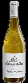 DOMAINE ANDRÉ MATHIEU, Châteauneuf-du-Pape Blanc 2015 [copie] [copie] [copie] [copie]