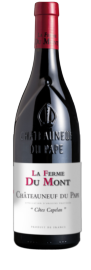 """LA FERME DU MONT, Châteauneuf-du-Pape Rouge """"Capelan"""" 2017 [copie]"""